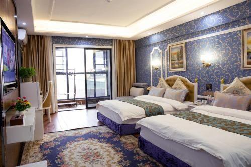 Liang Jv Ou Shang Hotel, Xishuangbanna Dai
