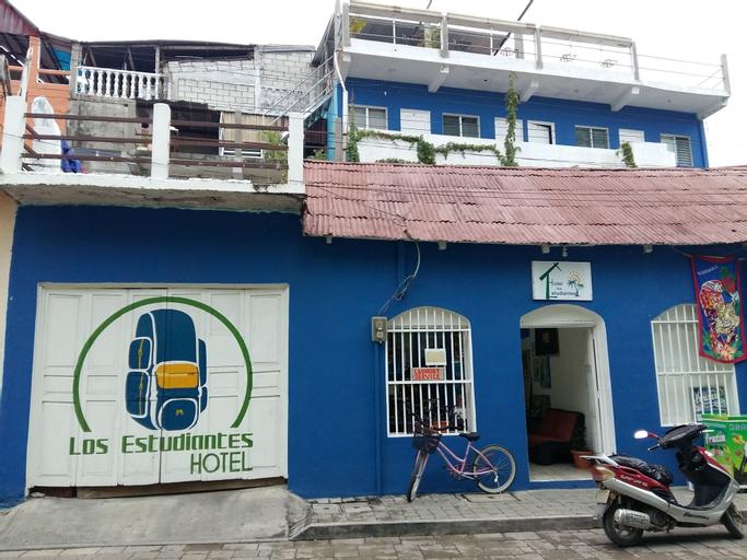 HOTEL LOS ESTUDIANTES, Flores