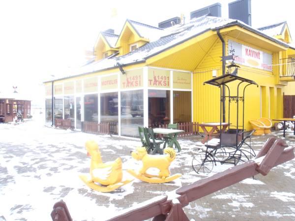 Geltona, Šiaulių