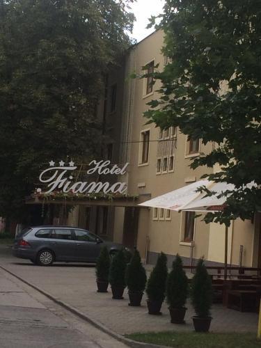 Hotel Fiama, Otelu Rosu