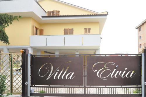 Villa Elvia, Macerata