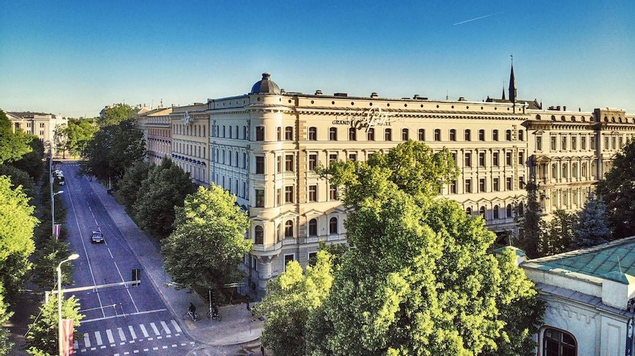 Grand Poet Hotel by Semarah, Riga