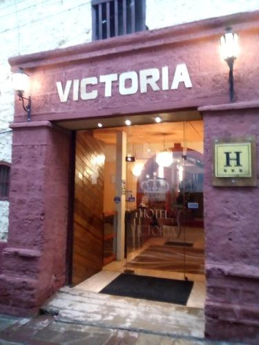 Hotel Victoria, Huancavelica