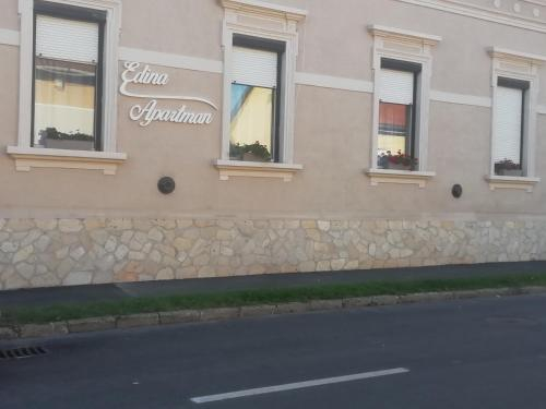 Edina Apartman, Sátoraljaújhely