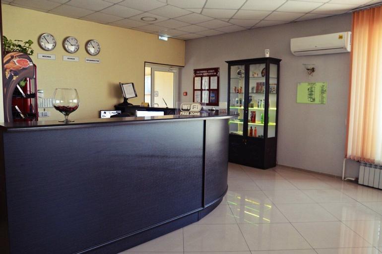 Hotel Sever, Ust'-Abakanskiy rayon