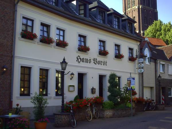 Hotel Haus Vorst, Viersen