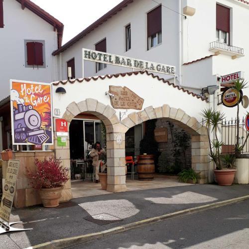 Hotel de La Gare, Pyrénées-Atlantiques