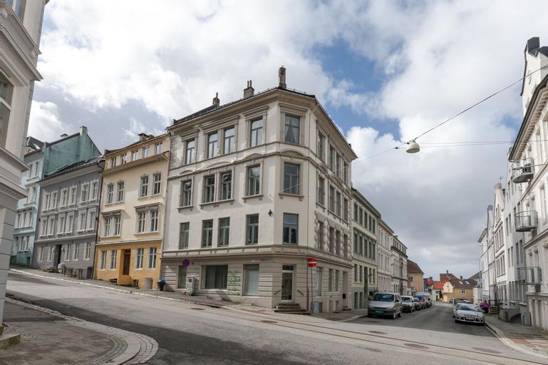 Exclusive apartment in city, Bergen