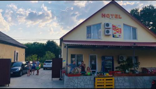 Hotel in Reni Comfort, Reniis'kyi