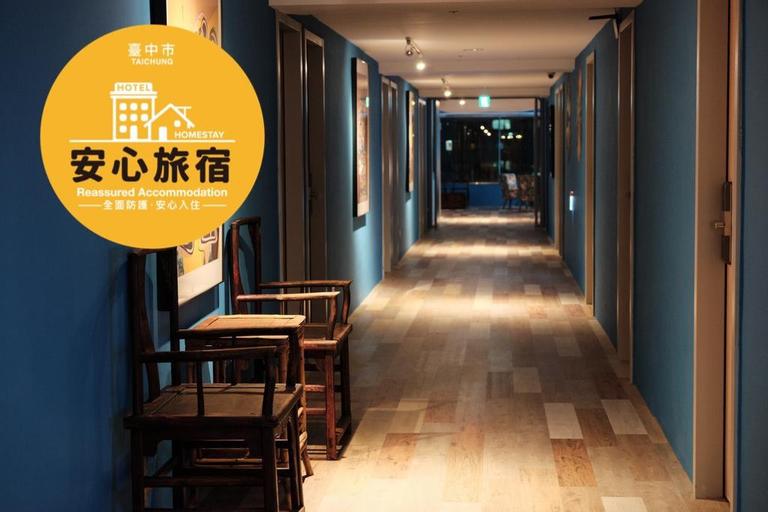 Happy Inn & Hostel, Taichung