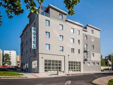 Hotel Lazensky Vrch, Most