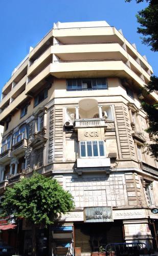 Nile Zamalek Hotel, Zamalik