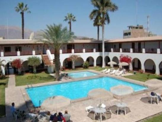 DM Hoteles Nasca, Nazca