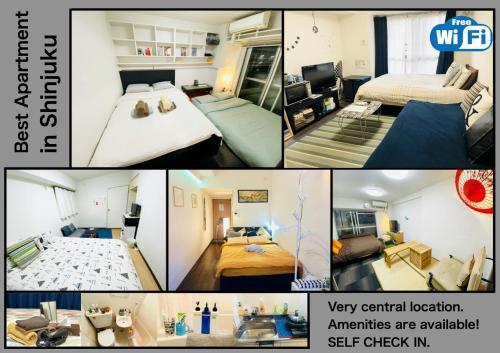 Best Apartment in Shinjuku, Shinjuku