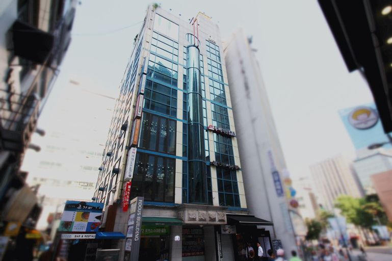 Philstay Myeongdong Central Hotel, Jung