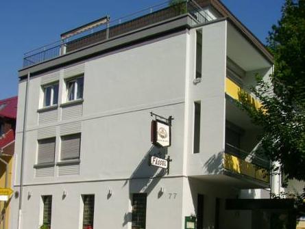 Berthold Suite, Baden-Baden