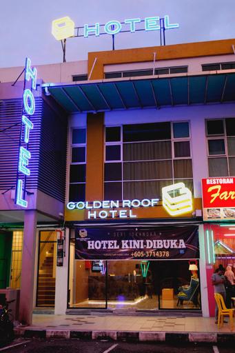 Golden Roof Hotel Seri Iskandar, Perak Tengah