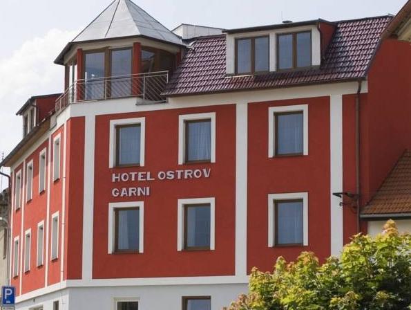 Hotel Ostrov Garni, Nymburk