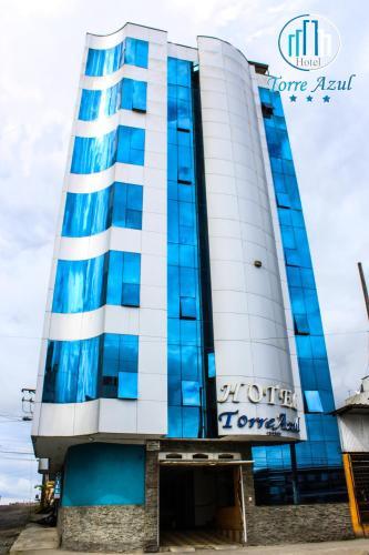 Hotel Torre Azul, Santo Domingo de los Colorados