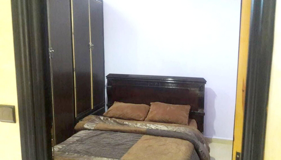 Apartment With 2 Bedrooms in Oujda, With Wonderful City View, Furnished Garden and Wifi - 60 km From the Beach, Oujda Angad