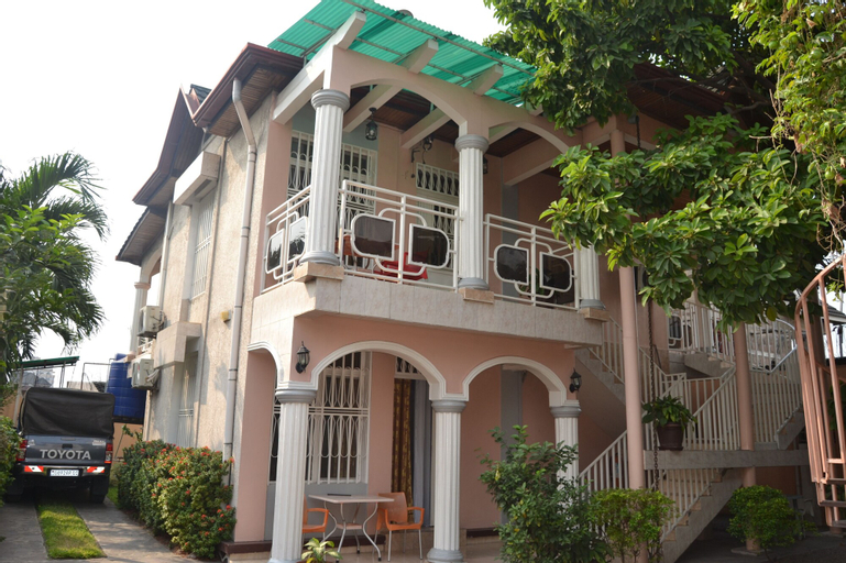 Finesse Luisa, Kinshasa