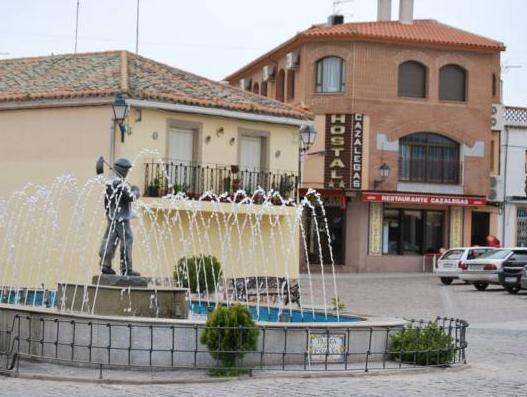 Hostal Cazalegas, Toledo