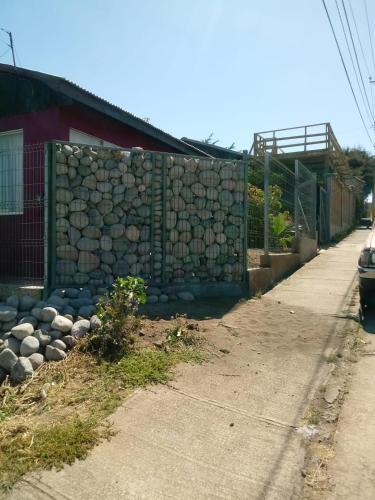 Cabanas Pircas de Mariscadero, Cauquenes