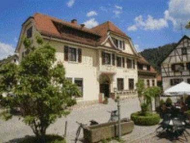 Gasthaus zur Krone, Rastatt