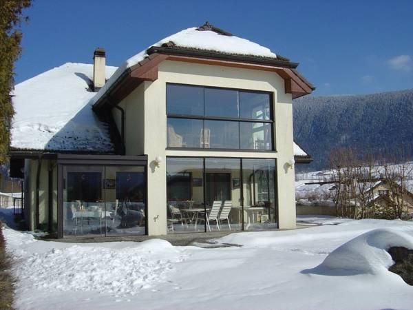 BnB Villa Moncalme, Val-de-Travers