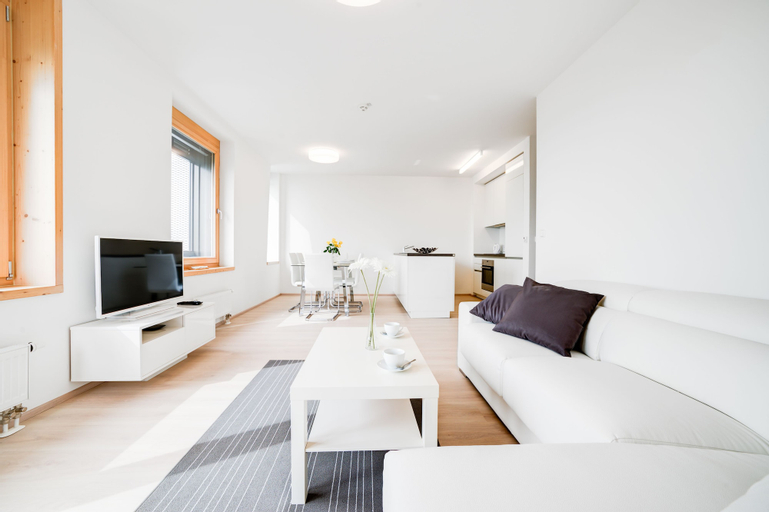 AZ Tower Apartments, Brno