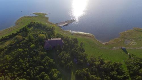 Vana-Tamme Puhkemaja, Käina