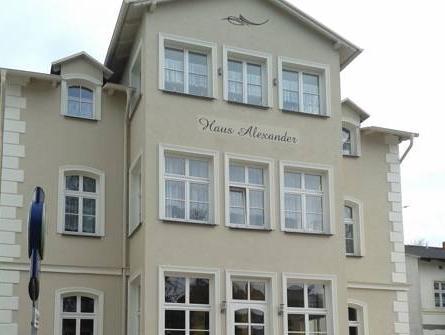 Haus Alexander, Vorpommern-Greifswald