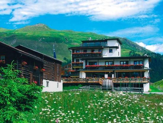 Kessler's Kulm Hotel, Prättigau/Davos