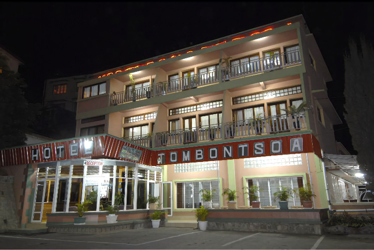 Hôtel Tombontsoa, Haute matsiatra