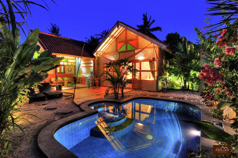 Villa Samalama - Gili Air, Lombok