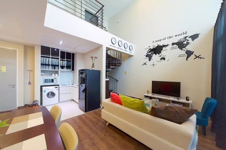 Yoom @ Riverson Duplex Soho, Kota Kinabalu