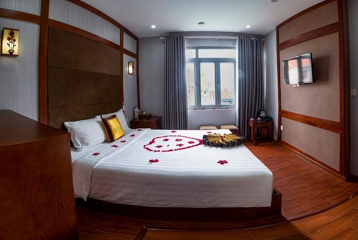 Tea Hotel Hanoi, Ba Đình