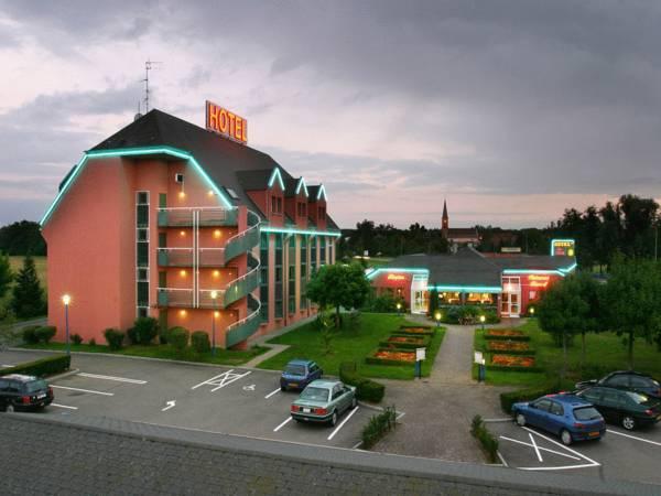 Hotel Restaurant La Tour Romaine - Haguenau - Strasbourg Nord, Bas-Rhin
