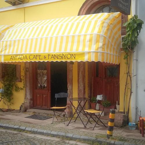 Ayfada Cafe & Pansiyon, Ayvalık