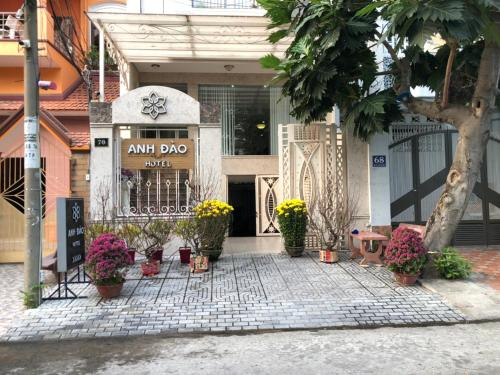Anh Dao Hotel, Binh Tan