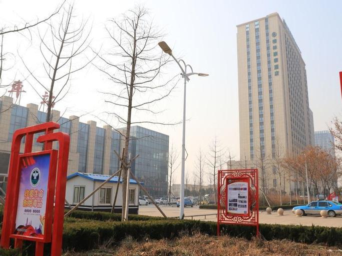 GreenTree Inn Weifang An'qiu Bus Station Heping East Road Hotel, Weifang