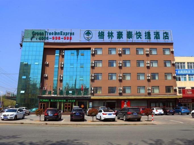 GreenTree Inn Linxi Pingyi MenGYAng Road Express Hotel, Linyi