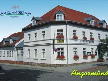 Hotel am Seetor, Uckermark