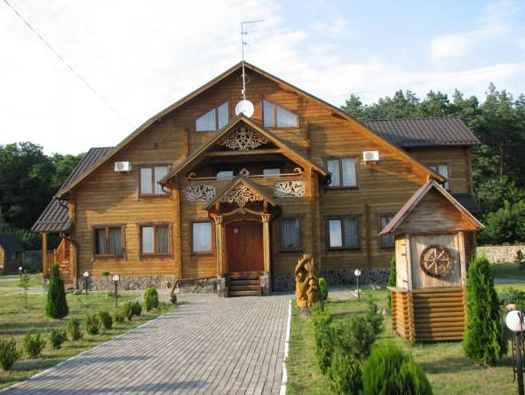 Hotel and restaurant complex Skolmo, Rivnens'kyi