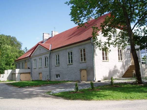 Haeska Manor, Ridala