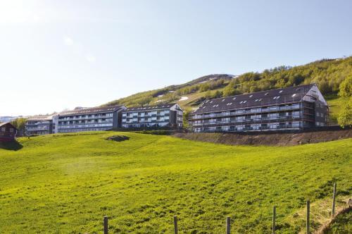 Ustedalen Resort Leiligheter, Hol