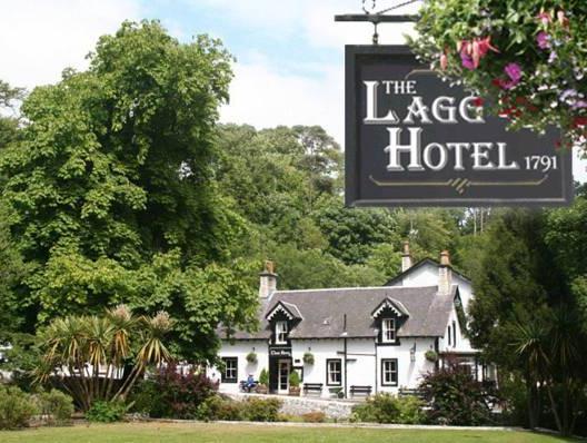 Lagg Hotel, North Ayrshire