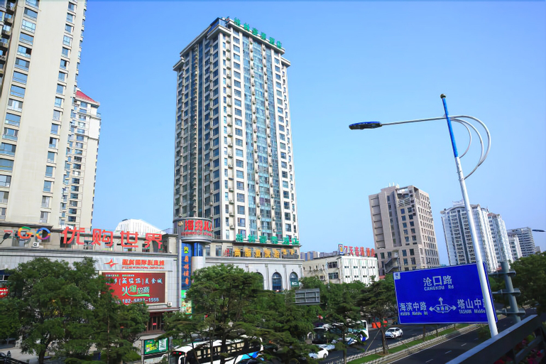 GreenTree Inn Weihai North Qingdao Road Express Hotel, Weihai