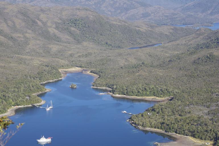 Isla Jechica, Aisén