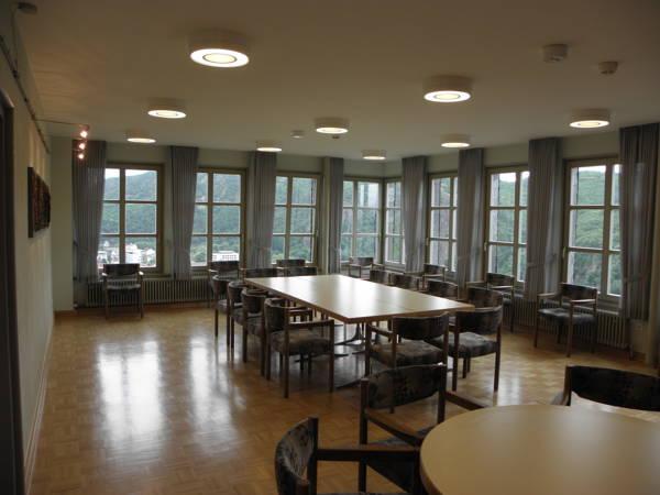 Ev.Familienferien-und Bildungsstatte Ebernburg, Bad Kreuznach